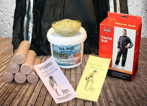 Home Mini Kit Sea Mud