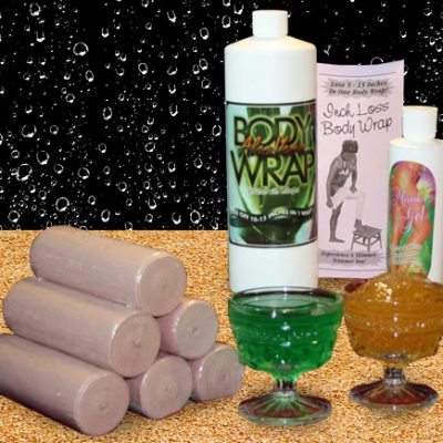 Mini Wrap Kit Aloe Vera