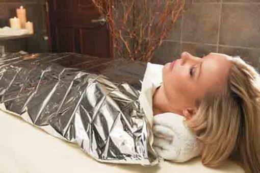 Foil Blankets Body Wrap